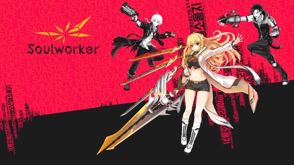 Soulworker - Update news -image
