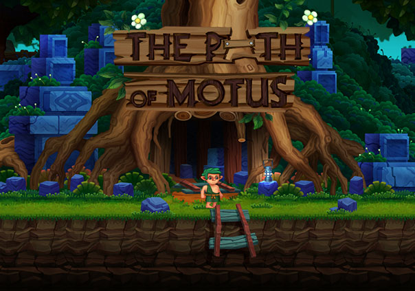 The Path of Motus Game Profile Image