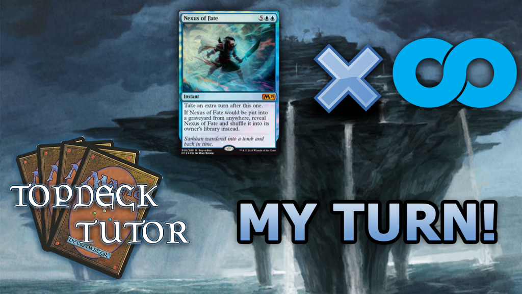 Jason talks us through Colton's UWG Infinite Turn deck!