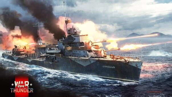 War Thunder -Soviet Naval Battles -image
