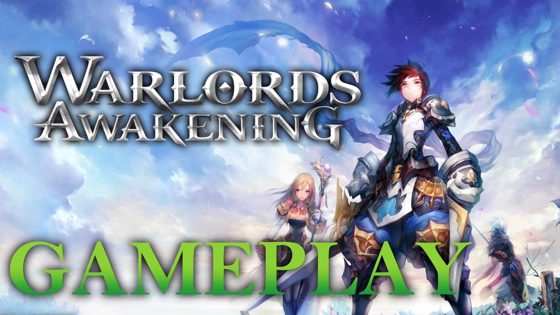 Warlords Awakening Gameplay