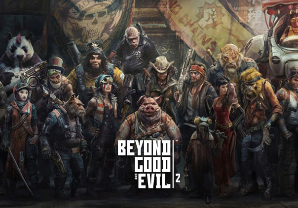 Beyond Good & Evil 2 Game Profile Image