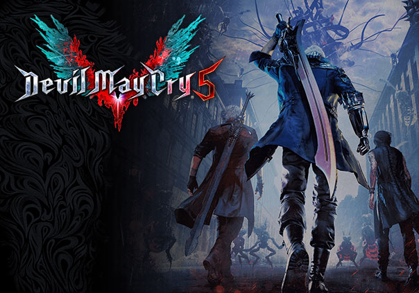 Devil May Cry 5 Game Profile Image