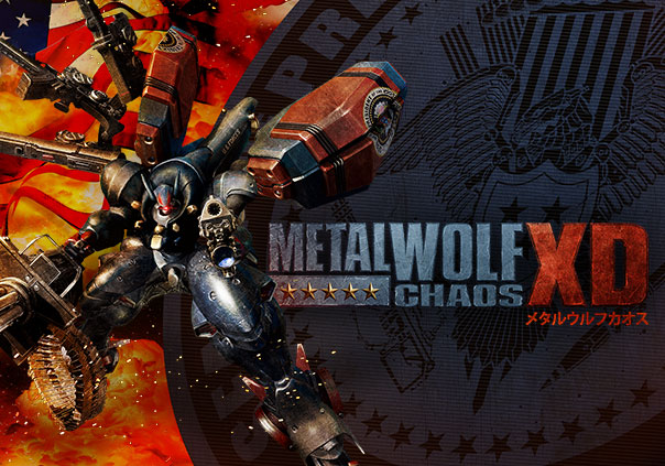 Metal Wolf Chaos XD Game Profile Image