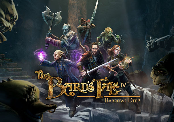 Bards Tale 4 Game Profile Image
