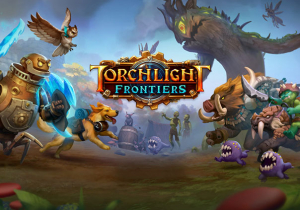 Torchlight Frontiers Game Profile Image