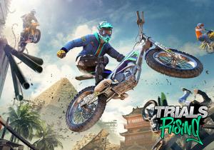 Trials Rising Game Profile Image