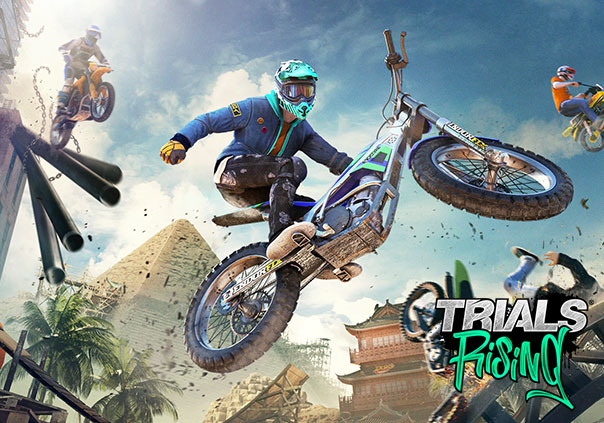 Trials Rising Game Profile Image