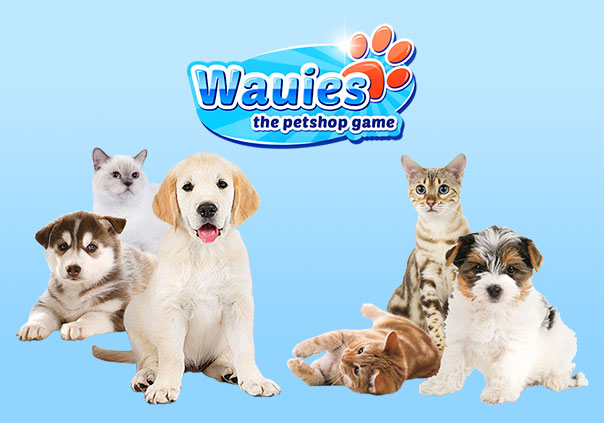Wauies The Pet Shop Game Profile Image