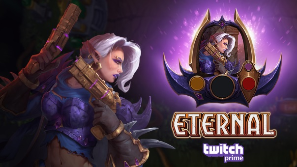 Eternal - Twitch Prime -image