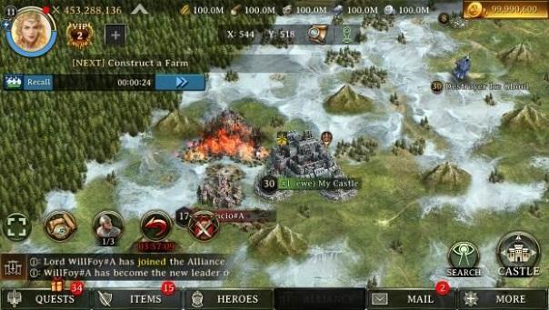 Iron Throne - Alliance Tournament News -image