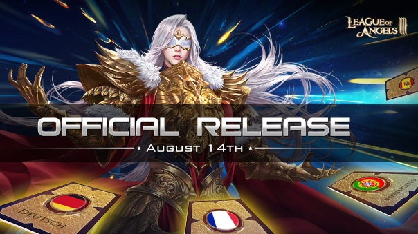 League of Angels 3 - Official Release -image