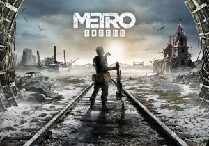 Metro Exodus Game Profile Banner
