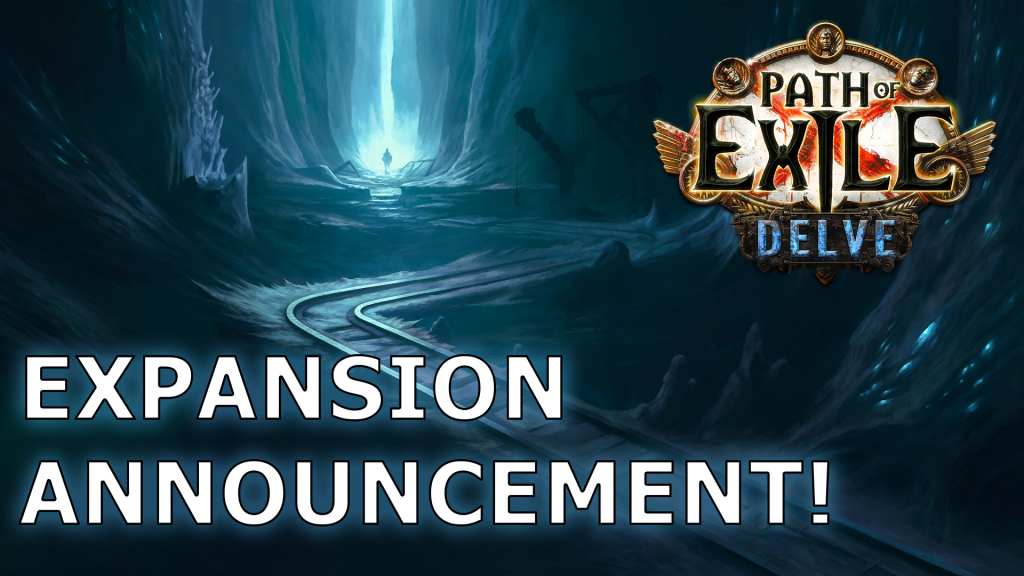 Grinding Gear Games announces a new expansion for Path of Exile!