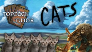Jason takes us through a new mono-white cats deck for MTG Arena