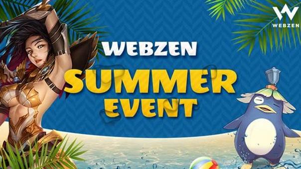Webzen Summer Event - image
