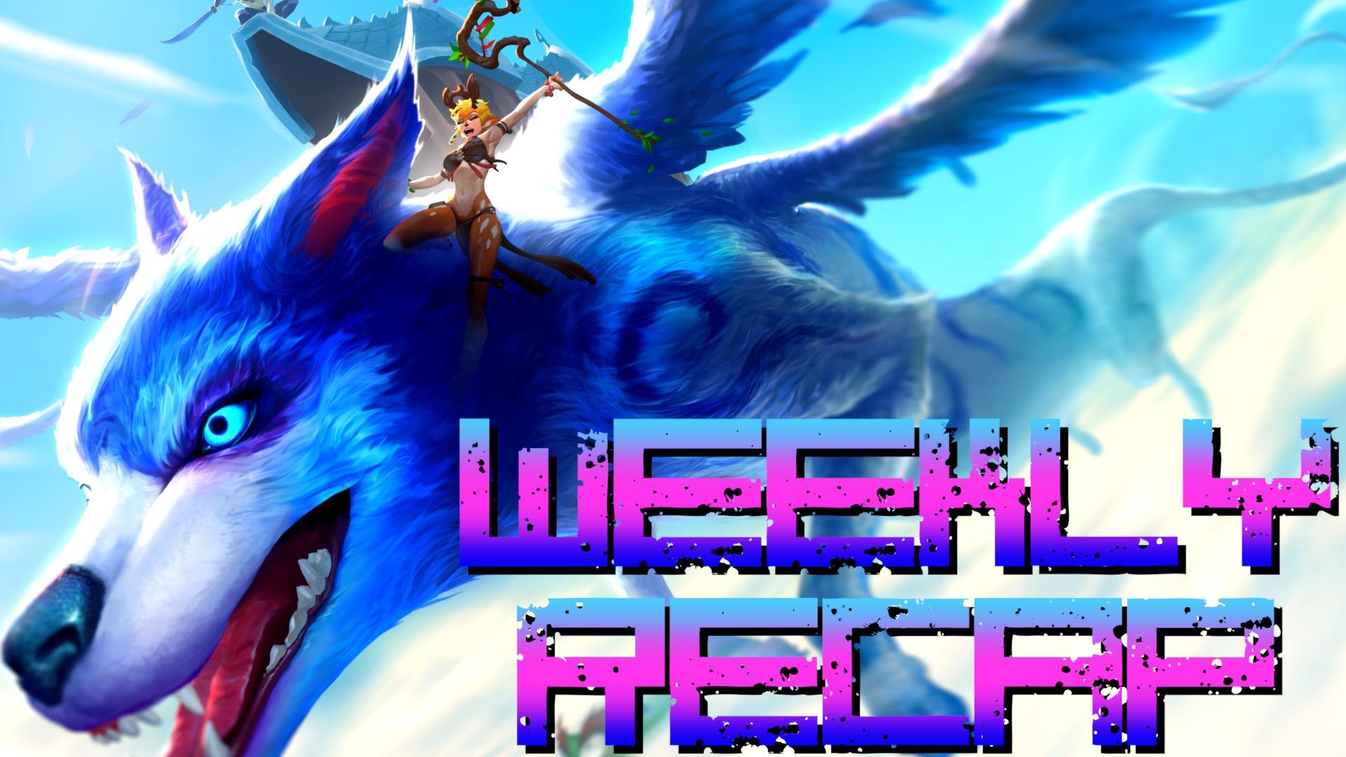 Weekly Recap 326 Thumbnail