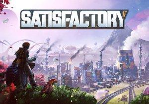 Satisfactory Game Profile Image