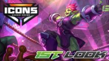 Colt takes a first look at Icons: Combat Arena