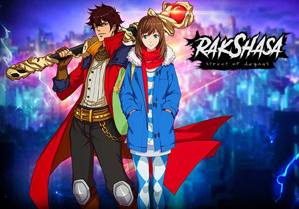 Rakshasa - Street of Demons Game Profile Image