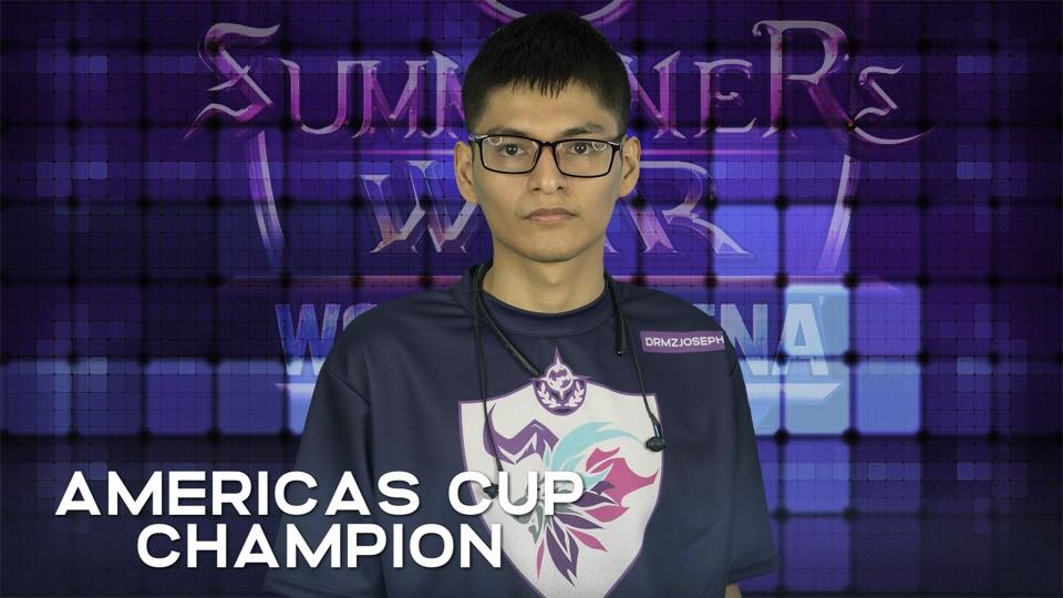 The Americas Champion