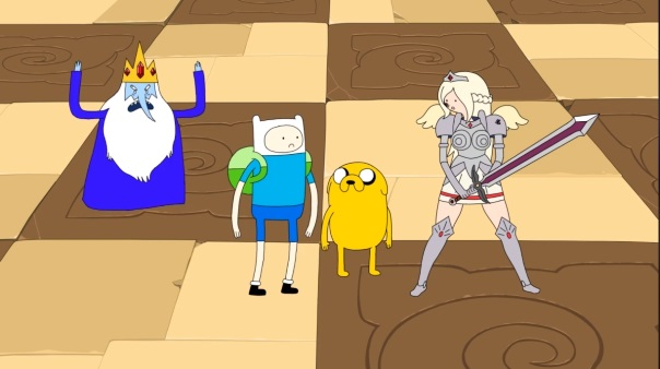 Dungeon Link - Adventure Time - image