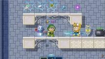 Fantasy Update - Elves VS Chaos! - Pixel Worlds - thumbnail