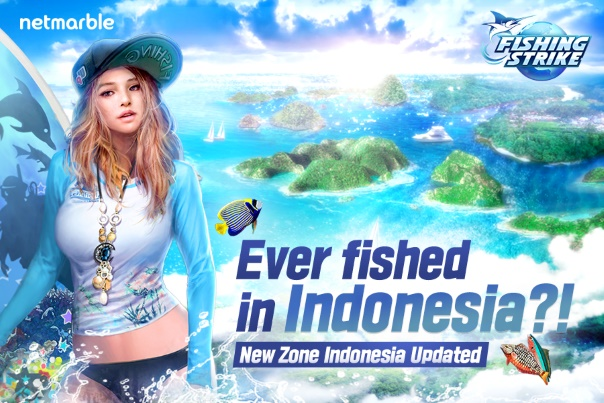 Fishing Strike Indonesia Header
