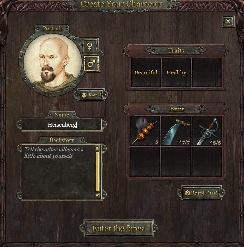 GrimmWood Screenshot