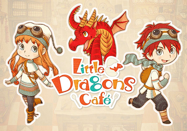 Little Dragons Cafe Game Profile Image