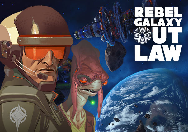 Rebel Galaxy Outlaw Game Profile Image