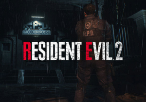 Resident Evil 2 Game Profile Image