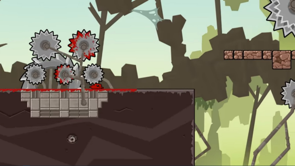 Super Meat Boy Forever Video Thumbnail