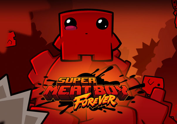 Super Meat Boy Forever Mmohuts