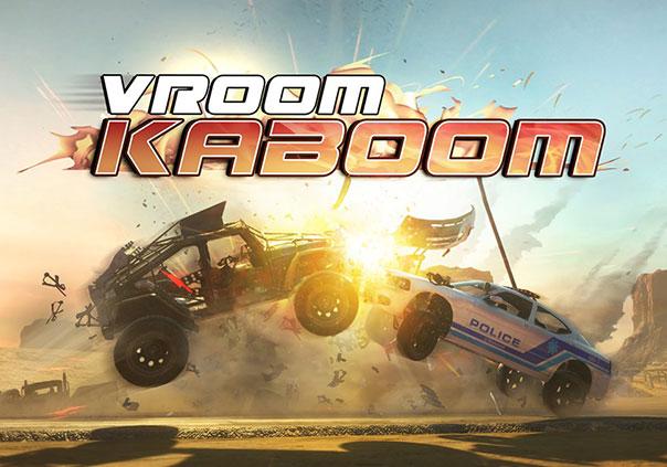 Vroom Kaboom Game Profile Image