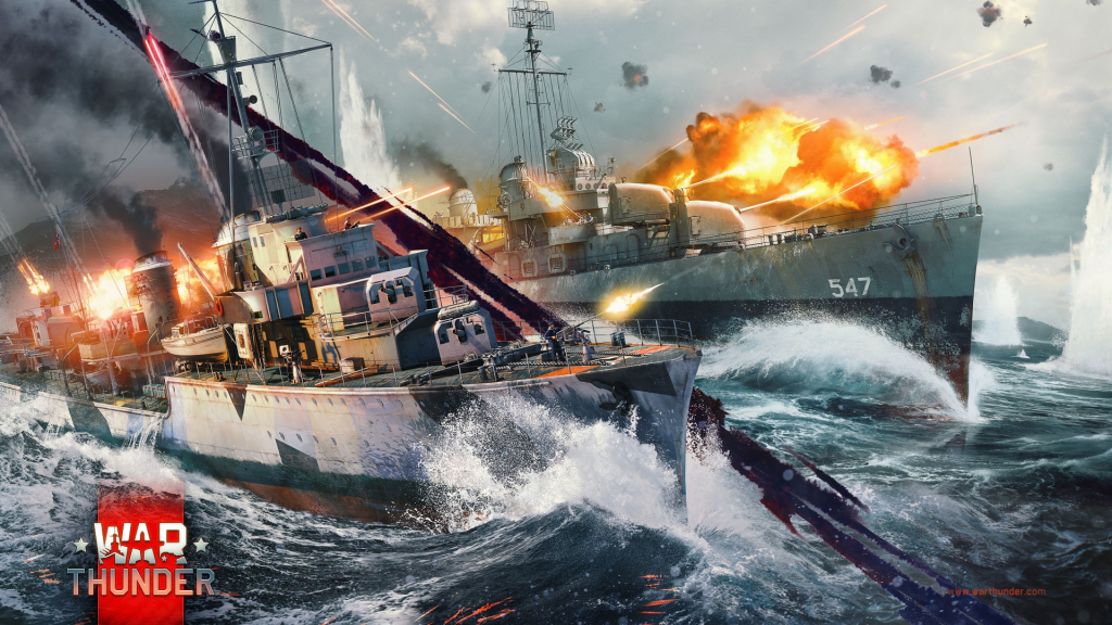 War Thunder Naval Battles Beta Giveaway