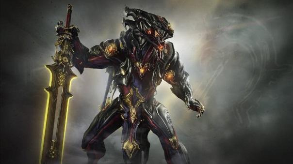 Warframe - Chroma Prime