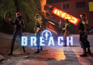 Breach Game Profile Image