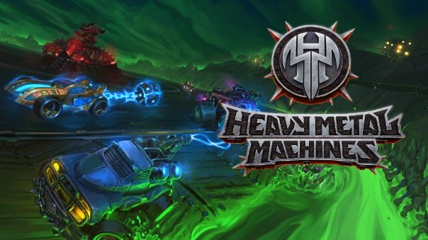 Heavy Metal Machines Header