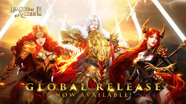 League of Angels 3 - Global Release - image