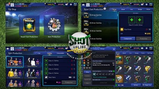 Shot Online WC - Royal Club news -image