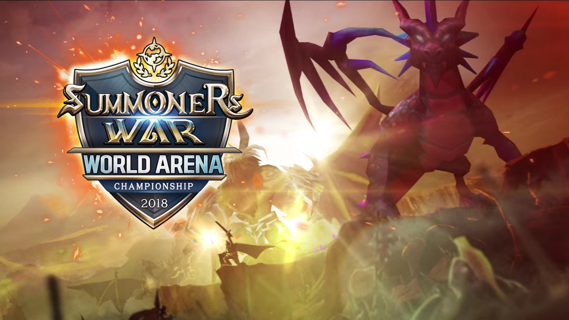 Jason was a part of a developer roundtable interview at the Summoners War World Championships this month!
