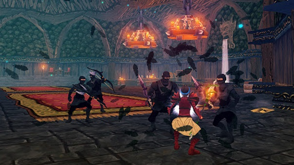Villagers and HEroes - Wrath of the Black Thrush -image