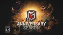World of Tanks 10th Anniversary Season