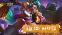 Heroes Evolved_ Arcade Dancer, Wolfram -thumbnail