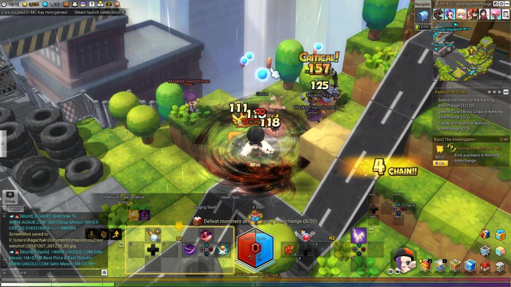 MapleStory 2 Screenshot