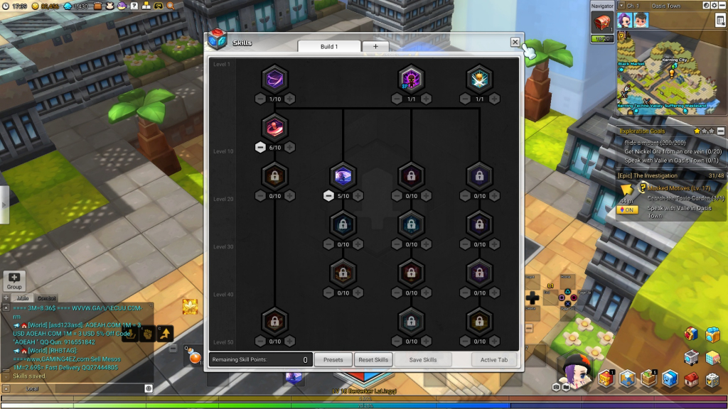 MapleStory 2 Review
