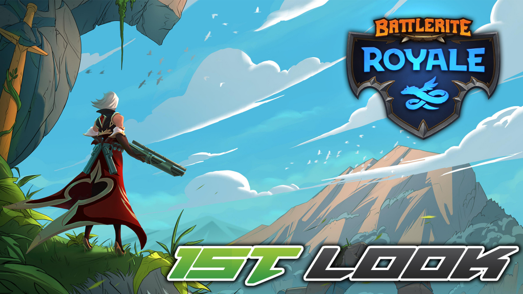 Colt takes a first look at Battlerite Royale!