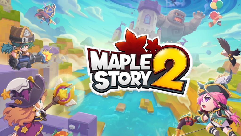 MapleStory 2 Guide