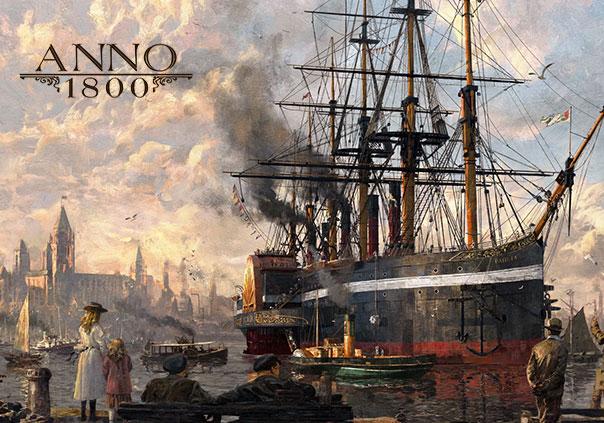 Anno 1800 Game Profile Image